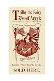 Trilby the Fairy of Argyle Prints by Ethel Reed
