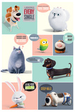 Secret Life Of Pets- Secret Desires Posters