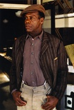Danny Glover in a Printed Blazer Photo by  Movie Star News