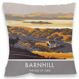Barnhill, Isle of Jura Cushion Throw Pillow