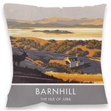 Barnhill, Isle of Jura Cushion Throw Pillow