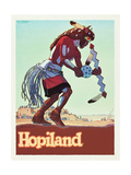 Hopiland Prints by Don Perceval
