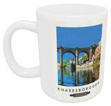 Knaresborough, Yorkshire Mug - Mug