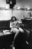 Janis Joplin Reclining in Classic Photo by  Movie Star News