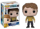 Star Trek: Beyond - Chekov Duty Uniform POP Figure Legetøj