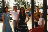Group Picture with Jennifer Connelly Photo by  Movie Star News
