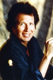 Garry Shandling in Blue Long Sleeve Portrait Photo by  Movie Star News
