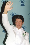 Beach Boys Band Member Portrait Waved a Hand Up in White Tuxedo and Bow Tie Photo by  Movie Star News