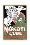 Narcoti-Cure Poster by Will Bradley