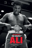 Muhammad Ali- Accepting The Belt Commenorative Posters