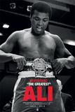 Muhammad Ali- Accepting The Belt Commenorative Kunstdrucke
