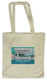 Central Library, Birmingham Tote Bag Tote Bag
