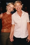 Ellen Degeneres Along with Woman Portrait Photo by  Movie Star News