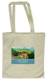 Hay Castle, Herefordshire Tote Bag Tote Bag