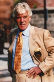 Dennis Farina in Formal Outfit Portrait Photo by  Movie Star News