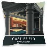 Castlefield Cushion - Throw Pillow