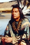 Graham Greene wearing Indian Outfit Photo by  Movie Star News