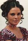 Ali MacGraw in Floral Dress With White Background Photo by  Movie Star News