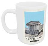 Birmingham Town Hall Mug - Mug