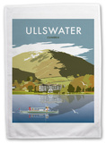 Ullswater, Lake District Tea Towel Novelty