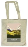 Helvellyn, Lake District Tote Bag Tote Bag