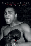 Muhammad Ali- Greatest Of All Time Commemorative Plakater