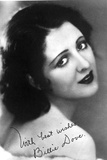 Billie Dove Posed Showing Back Close Up Portrait Photo by  Movie Star News