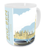Big Ben and the Houses of Parliament, London Mug Mug