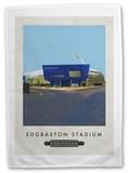 Edgbaston Cricket Ground, Birmingham Tea Towel Novelty