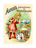 Alice's Adventures in Wonderland Prints by John Tenniel