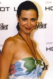 Catherine Bell Posed in Sexy Dress Photo by  Movie Star News