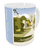 The Long Walk, Windsor Castle, Windsor Mug Mug