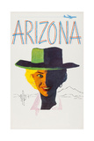 Arizona Prints by Austin Briggs