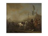 Camp Prints by Philips Wouwerman