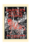 Harper's Young People, New Year's Number Prints by Will Bradley