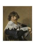 Portrait of a Man, Frans Hals Posters by Frans Hals