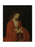 Christ with Crown of Thorns Prints by Lucas van Leyden