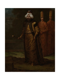Sultan Ahmed III Posters by Jean Baptiste Vanmour