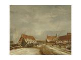 Casemates of Naarden Kunstdrucke von Pieter Gerardus van Os