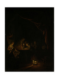 Night School Posters by Gerard Dou