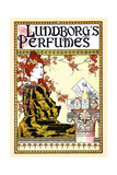 Lundborg's Perfumes Art by Louis Rhead