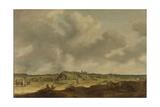 Siege of S Hertogenbosch by Frederick Henry Print by Pieter de Neyn