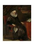 Cornelis Nuyts. Amsterdam Merchant Prints by Jurgen Ovens
