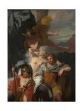 Mercury Ordering Calypso to Release Odysseus Prints by Gerard De Lairesse