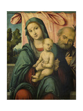 Holy Family Prints by Lorenzo Costa