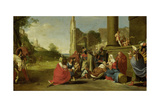 Adoration of the Magi Prints by Bartholomeus Breenbergh