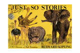 Just So Stories Prints by Paul Bransom