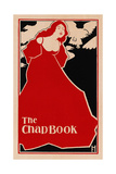The Chap-Book Poster by Frank Hazenplug
