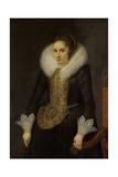 Portrait of Catharina Fourmenois Prints by Salomon Mesdach