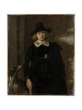 Portrait of a Man. Posters by Thomas de Keyser